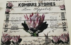 PINK PROTEA - KOMB STORIES - WATERP PM4