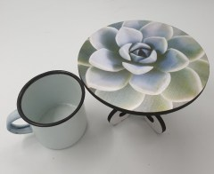 SUCCULENT FULL - MINI CAKE STAND Also as lrg stand